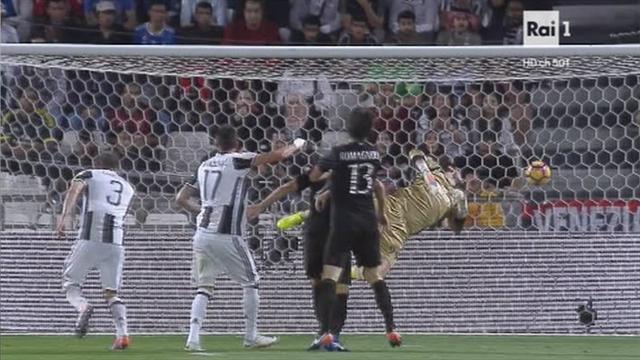Juventus-Milan, Bonaventura: