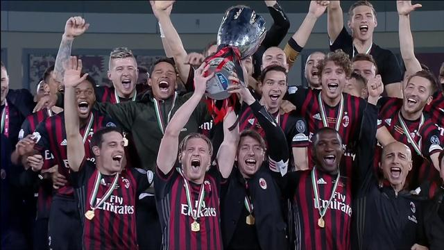 Supercopa de Italia: Juventus-Milan: La mano de Donnarumma para ser campeones (1-1, pen. 3-4)