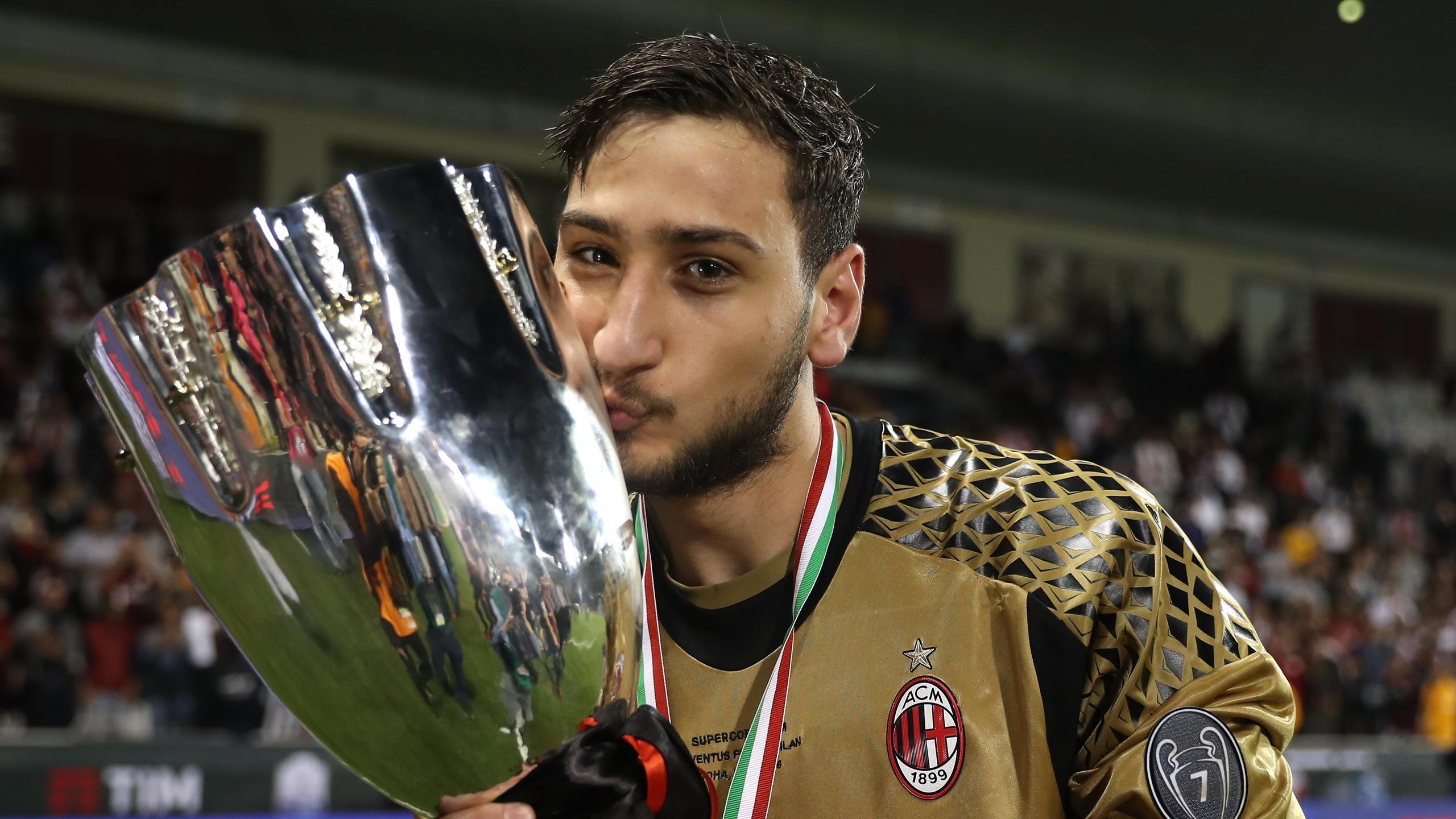 Maglia Home AC Milan vesti