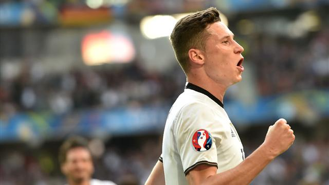 Mannschaft, buts, C1… Draxler en chiffres