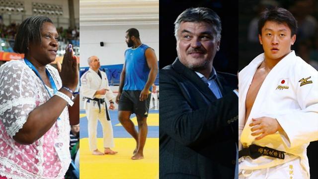En 10 photos, Teddy Riner raconte Douillet, Andéol, son coach et ses proches