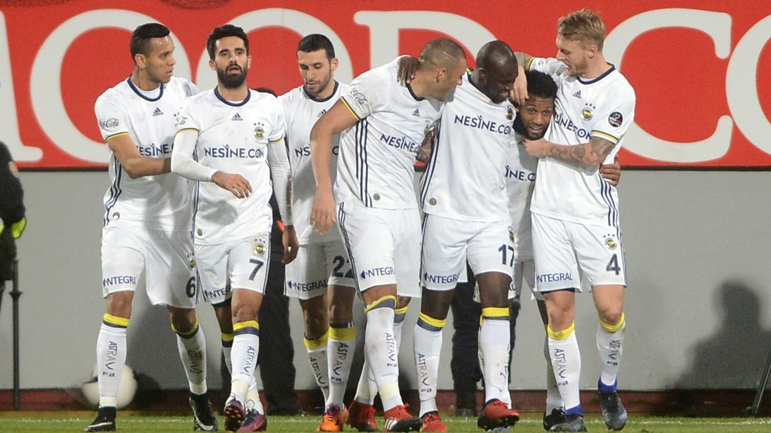 Fenerbahçe (Moussa Sow - Jeremain Lens)