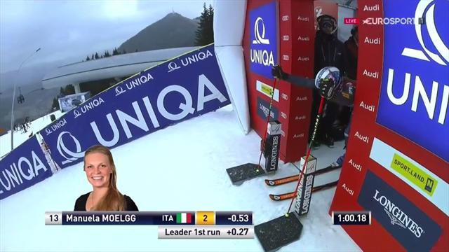 Mikaela Shiffrin vince anche il secondo gigante di Semmering