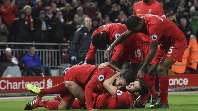 Pour reprendre leur deuxième place, les Reds n'ont pas fait de détail