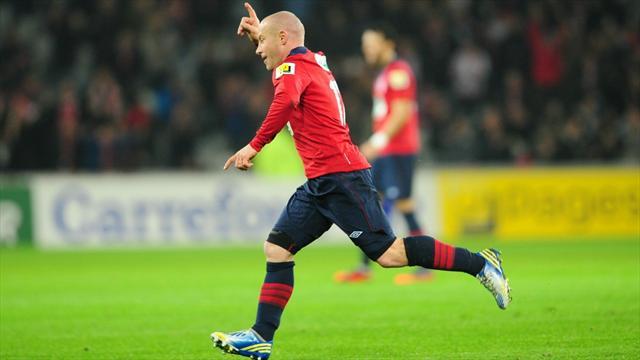 En 2013, Balmont marquait l'un des plus beaux buts de sa carrière face à Nîmes
