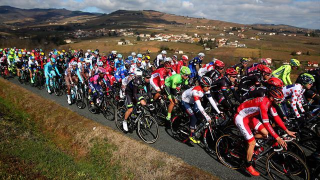 Сезон велоспорта