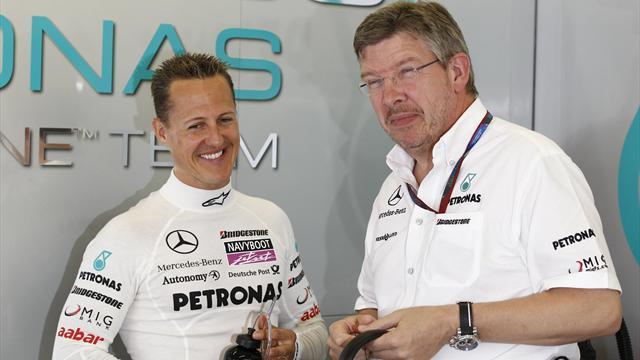 Brawn sicher: Schumacher hat Anteil am Mercedes-Erfolg
