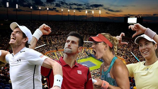 Ce qu'il s'est passé en 2016 sur la planète tennis