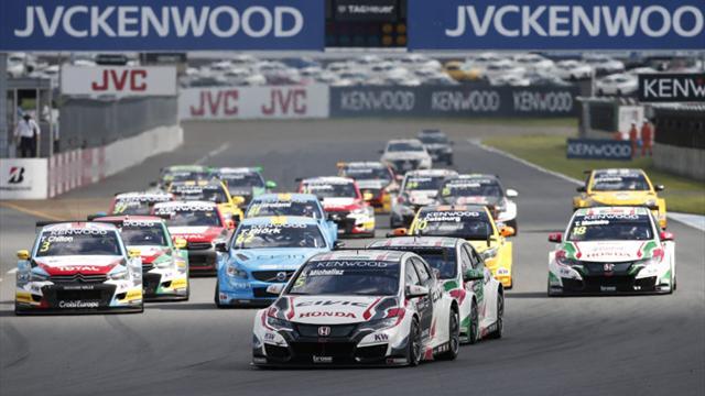 Récap de la saison : Honda monopolise le podium et López s'empare du titre WTCC au Japon