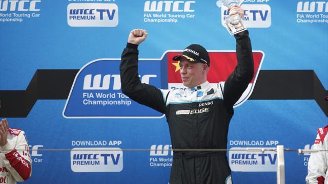 Récap de la saison : Björk remporte le meeting WTCC Race of China pour Volvo Polestar