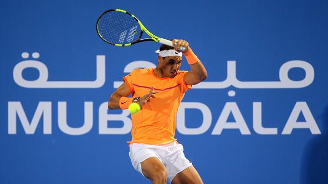 Murray chute pour sa rentrée, pas Nadal
