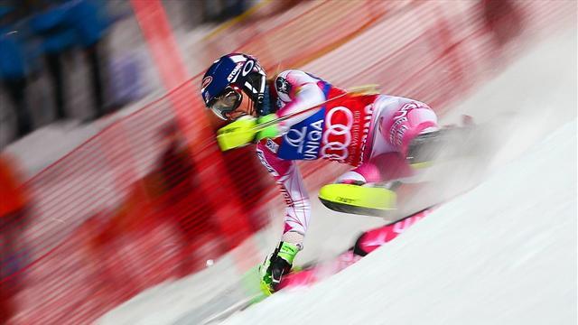 Mikaela Shiffrin da record: 3 vittorie in 3 giorni, l'ultima a riuscirci Vreni Schneider, nel 1989