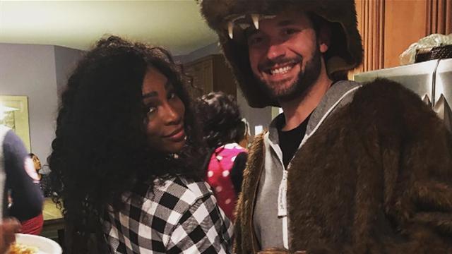 """Serena Williams a dit """"oui"""", elle va se marier avec un magnat d'Internet"""
