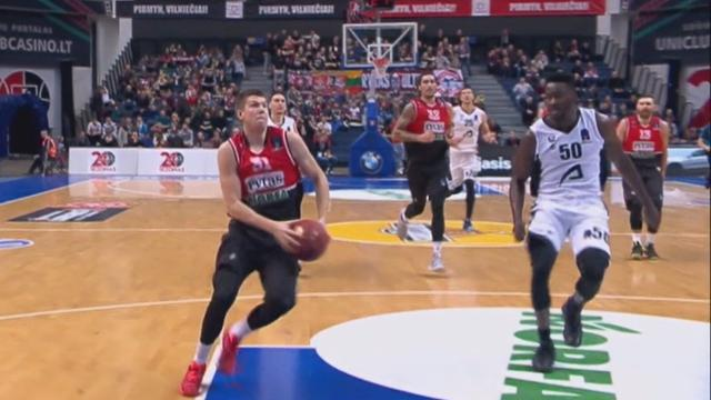 Eurocup: Top 5 dunks