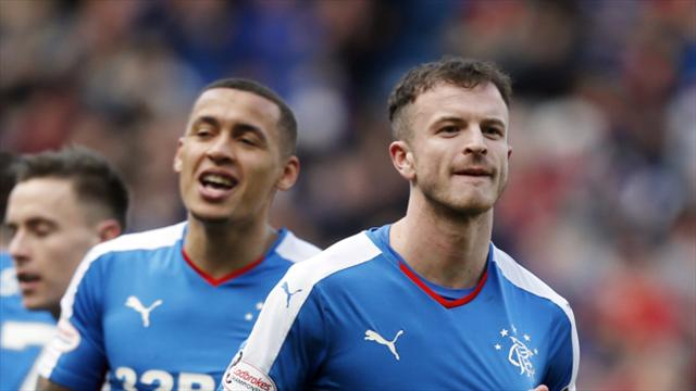 Halliday confident Rangers can cause Celtic problems at Ibrox