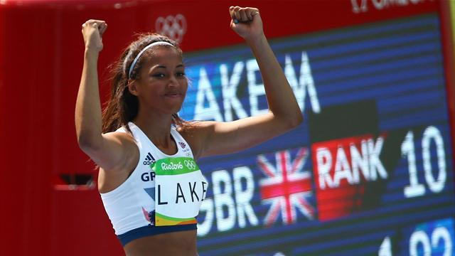 Lake to abandon heptathlon for high jump in 2018