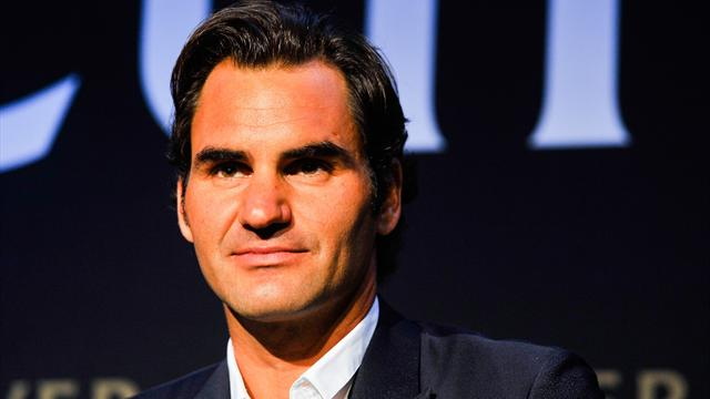 Federer espère continuer encore «deux ou trois ans»