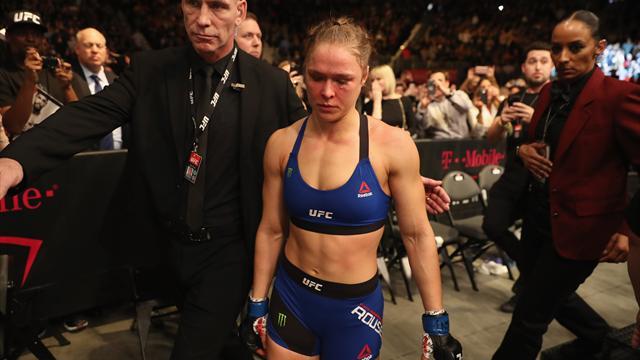 Бразильянка Нуньес нокаутировала суперчемпионку UFC изсоедененных штатов за48 секунд
