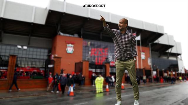 «Ливерпуль» дома обыграл «Манчестер Сити»