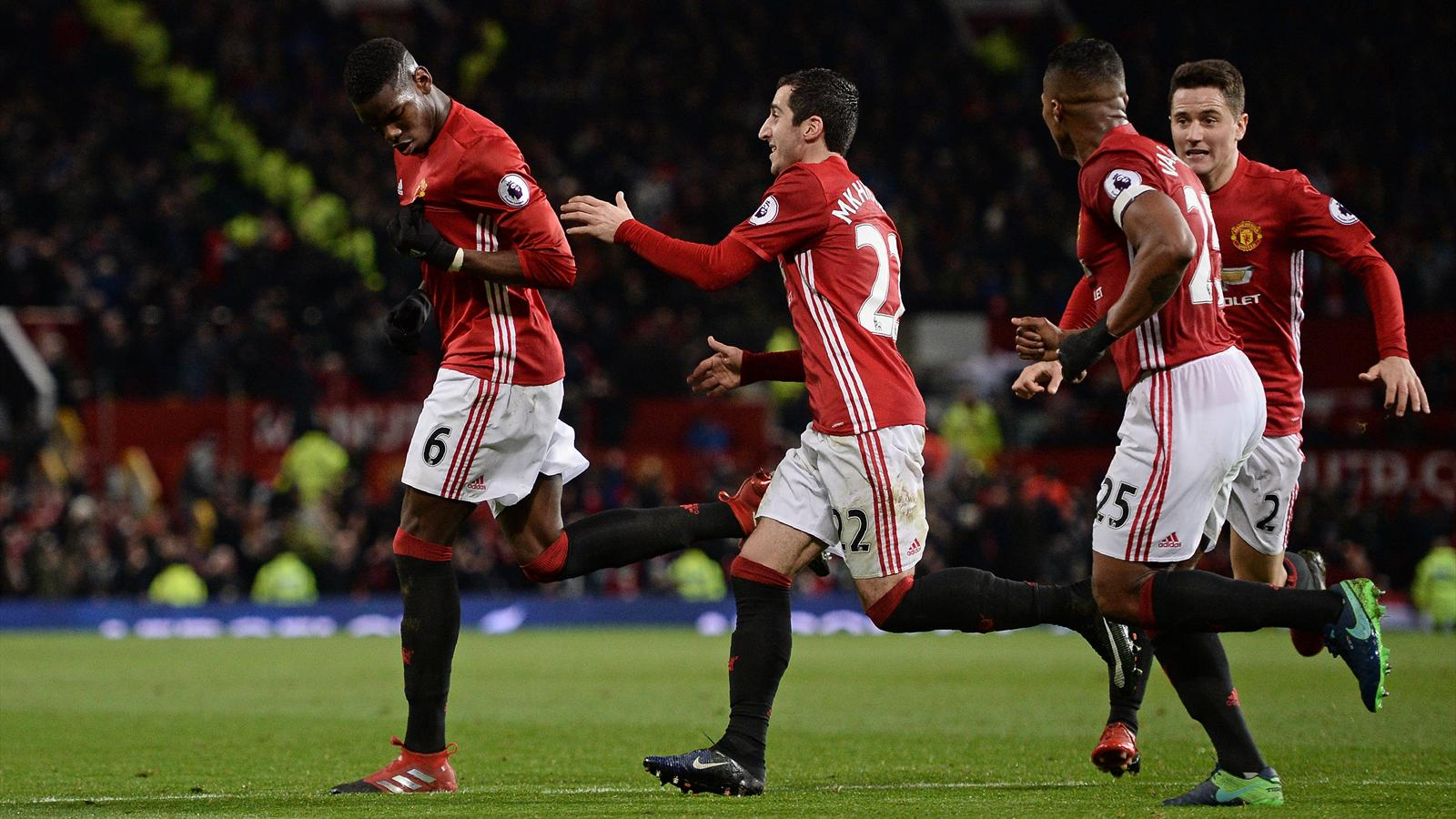 Моуриньо: хочу, чтобы Погба забыл о своей цене и играл в футбол