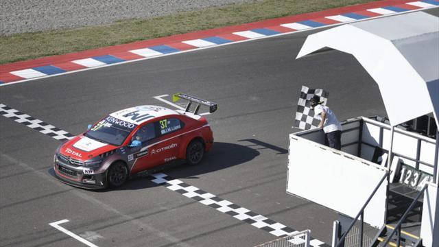 La meilleure de toutes : toujours plus de reconnaissance pour la Citroën C-Elysée WTCC