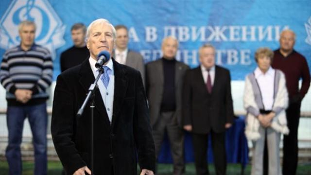 Первый чемпион Европы Виктор Царев скончался на 86-м году жизни