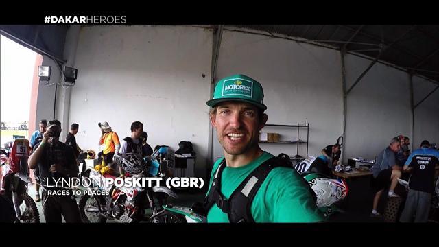 Dakar 2017: Heroes