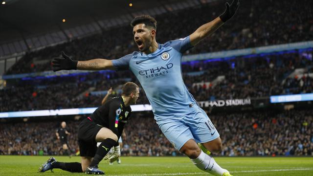 «Манчестер Сити» вменьшинстве смог обыграть «Бернли»
