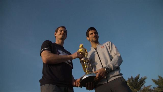 Murray sur son duel avec Djokovic : «J'espère que ça sera la même chose que l'année dernière»