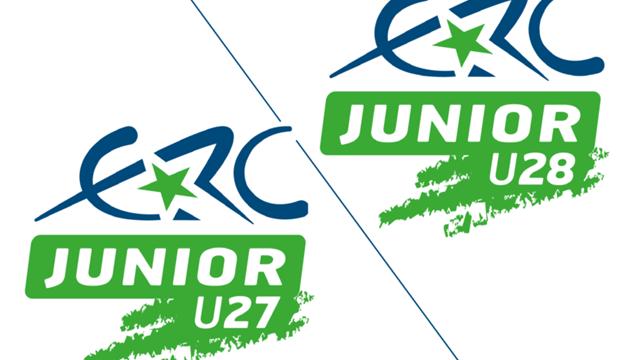 Les Logos des championnats Junior ERC U27 et U28 révélés