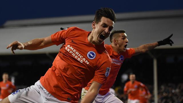 Newcastle stunned by Blackburn as Brighton take top spot