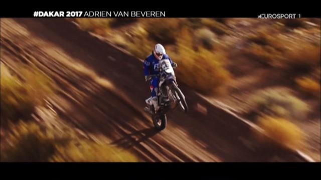 Focus: Adrien van Beveren is a Dakar Rally fan favourite