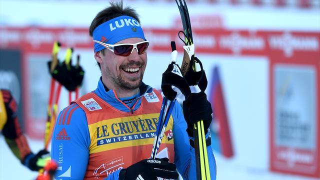 Устюгов выиграл серебро в спринте свободным стилем
