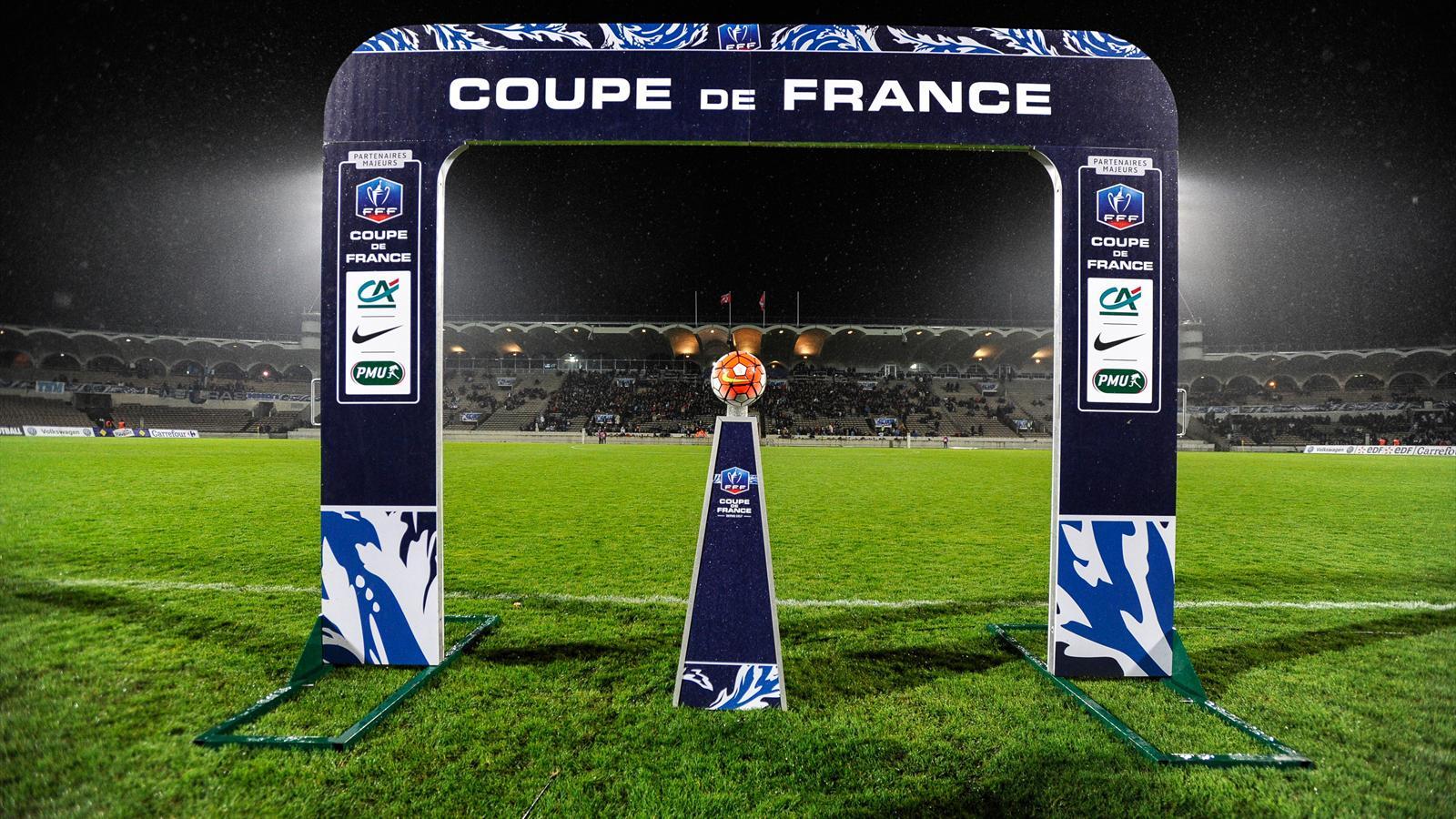 Regardez les 32 mes de finale de la coupe de france en - Regarder la coupe d afrique en direct ...
