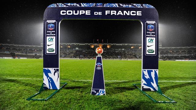 Suivez le multiplex des 32es de finale en direct sur - Resultat de coupe de france en direct ...