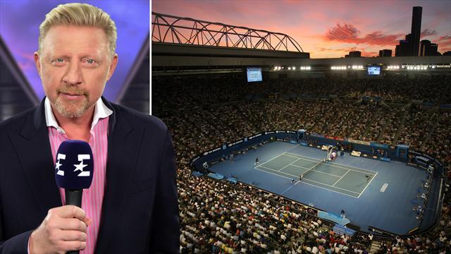 Australian Open: Live im TV und im Livestream bei Eurosport