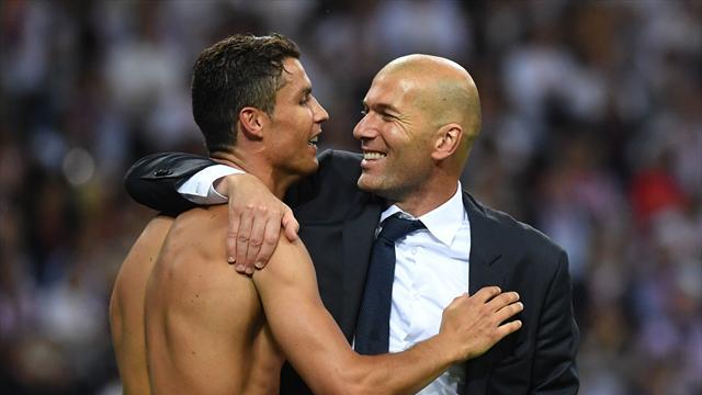 «Dégoûté» du départ de Zidane, Ronaldo va-t-il lui aussi quitter le Real Madrid ?