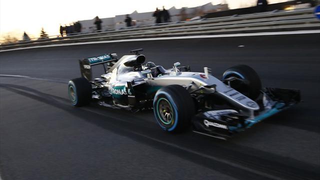 Neuer Mercedes wird im Februar vorgestellt