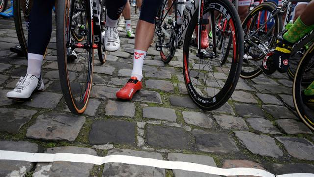 Paris-Roubaix LIVE im Eurosport Player