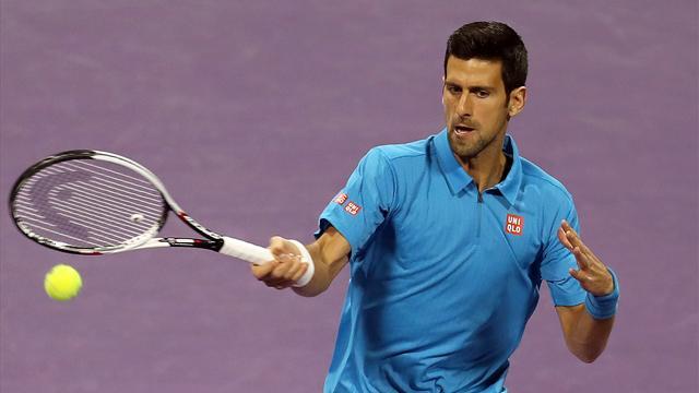 Doha : Murray et Djokovic en demi-finales à Doha
