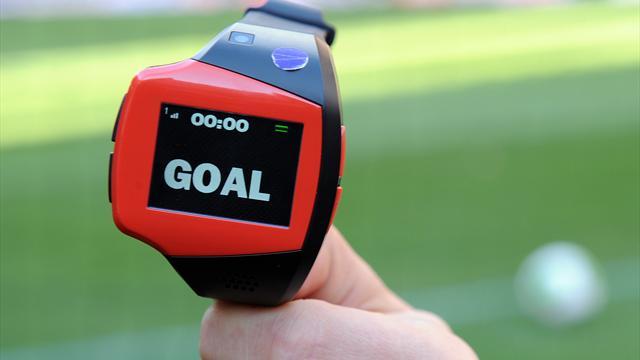 La LFP a résilié son contrat avec son prestataire de la goal-line technology