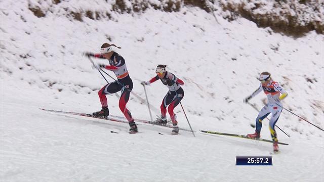 Sergey Ustiugov sets new Tour de Ski record