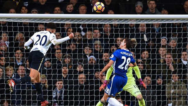 Tottenham fait tomber Chelsea… et sauve le record des Gunners
