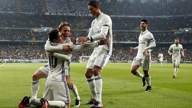 Real Madrid-Sevilla, mucho más que un partido: La Liga y un récord están en juego (20:00)