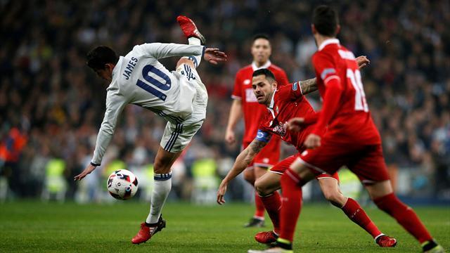 Real Madrid, rövanş için avantaj yakaladı