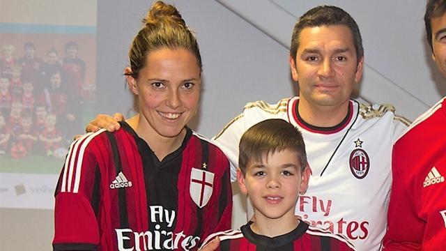 Elisabet Spina, la superdonna del calcio: 110 a Coverciano e talent scout per il Milan