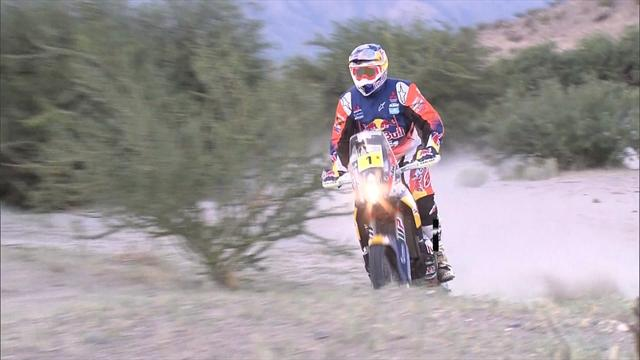 Bikes: Barreda surges into lead as Price hits trouble