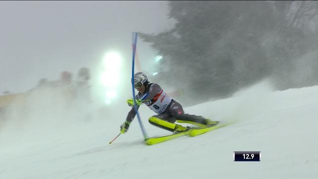 Zagreb-Slalom (M): Moelgg s'impose, Lizeroux 9e