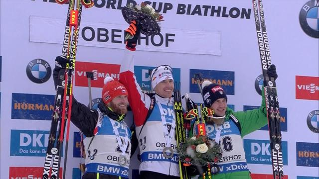 Eberhard wins in Oberhof
