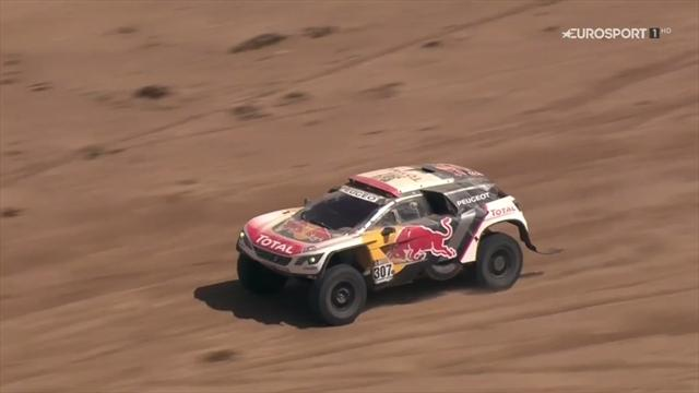 Cyril Despres vince la 4^ tappa della Dakar, categoria auto